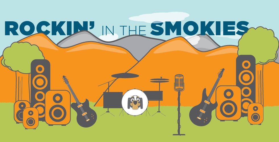 Rockin in the Smokies Header